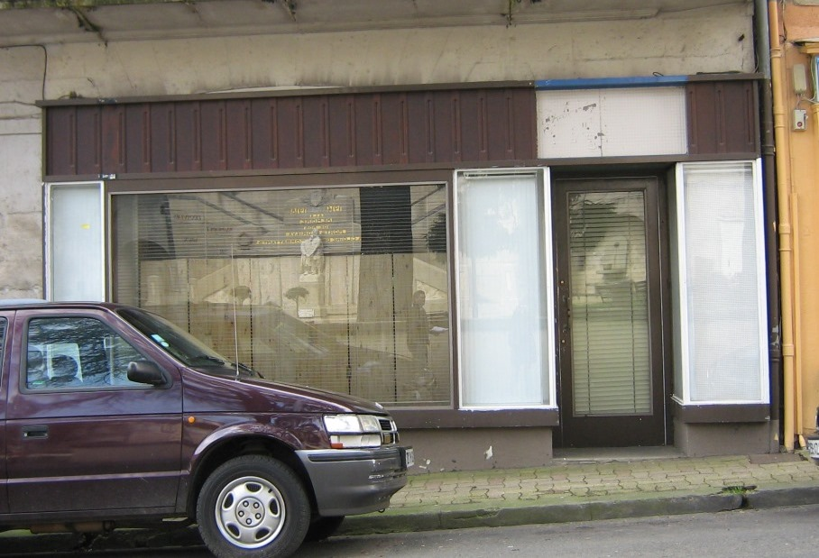 Local commercial 40 m² / REF515