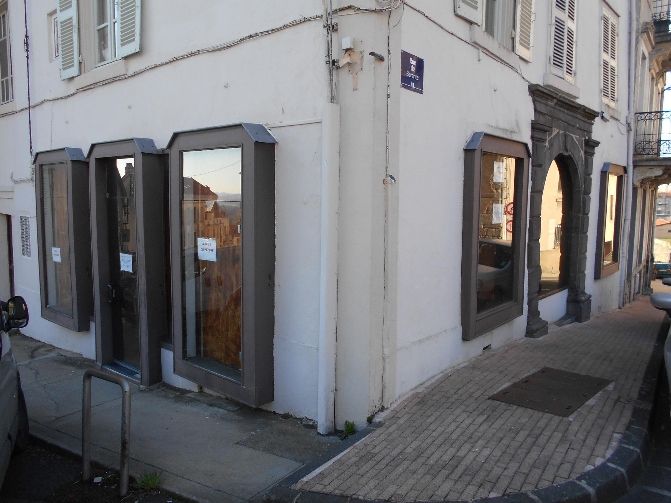 Local ou bureaux 58 m² / REF664
