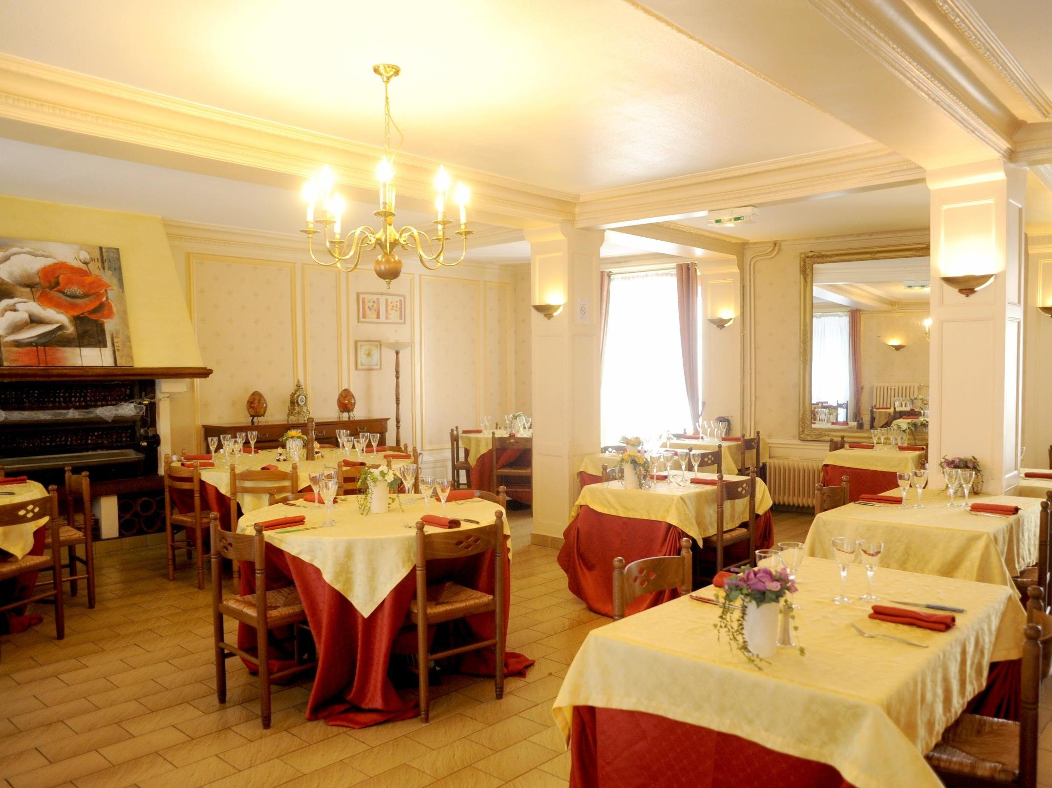 Hôtel-restaurant / REF875