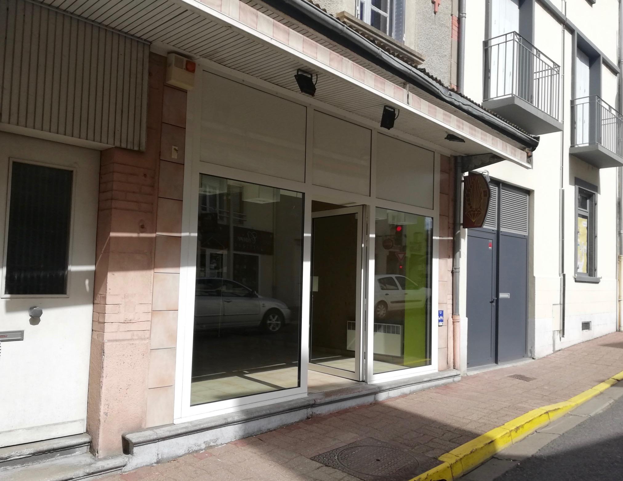 Local commercial Bijouterie traditionnelle ; Bijouterie créateurs ; Bijouterie fantaisie / REF1144