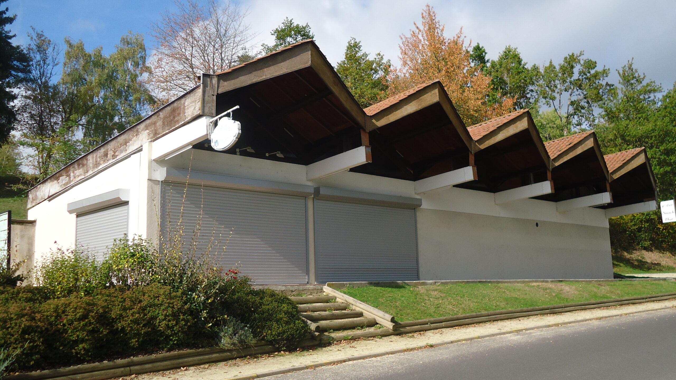 Local et logement à vendre Plan d'eau St Rémy sur Durolle / REF1258