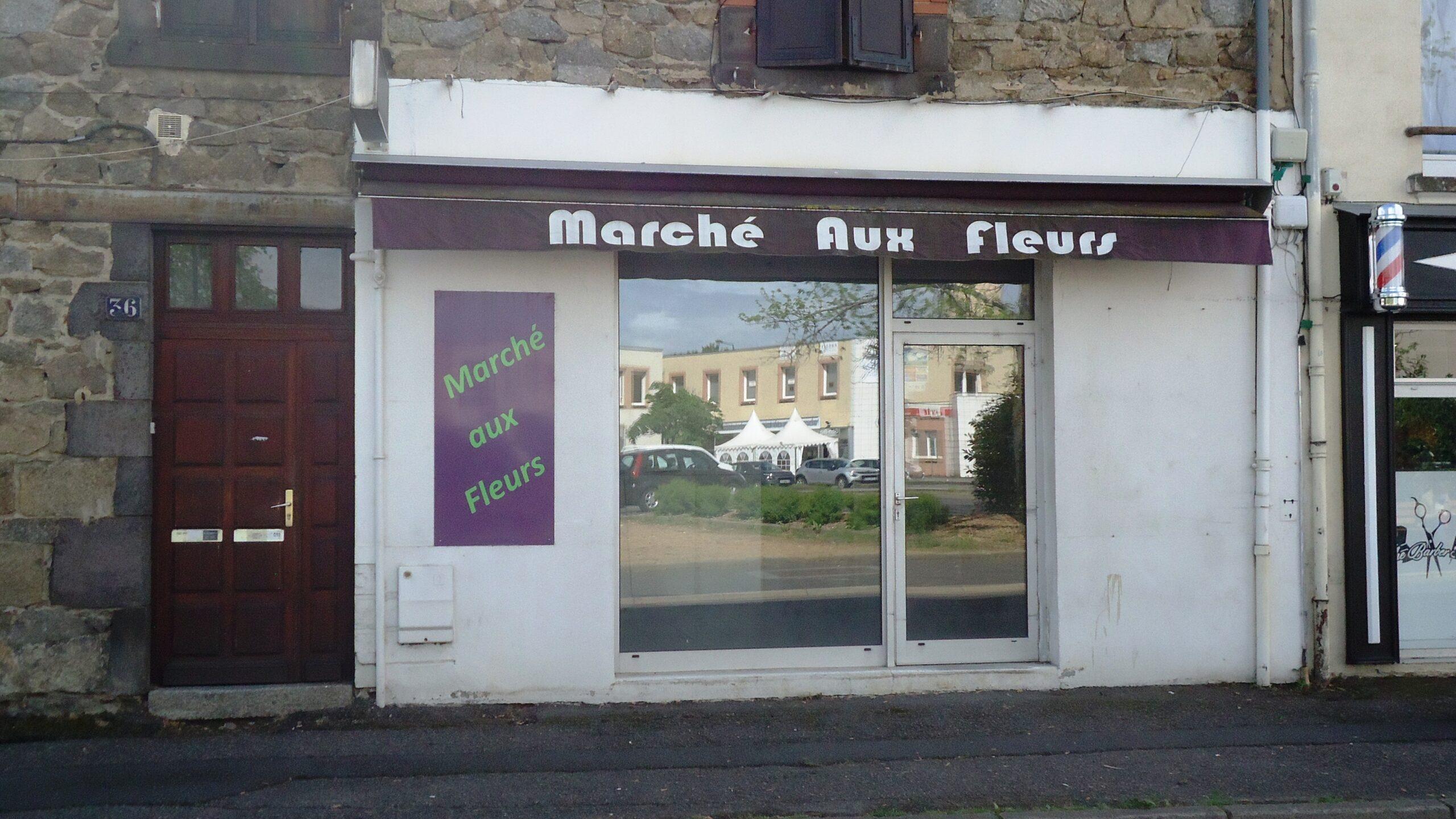 Local commercial bas de Thiers / REF1698