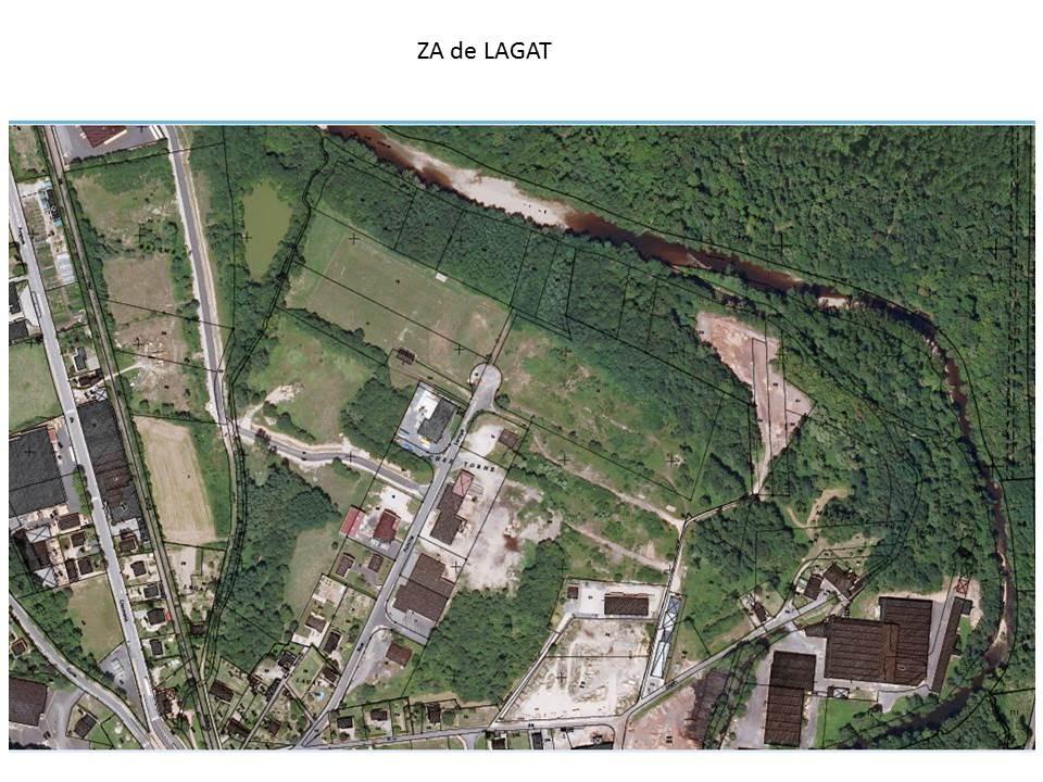 Terrains ZA de Lagat COURPIERE / REF1765